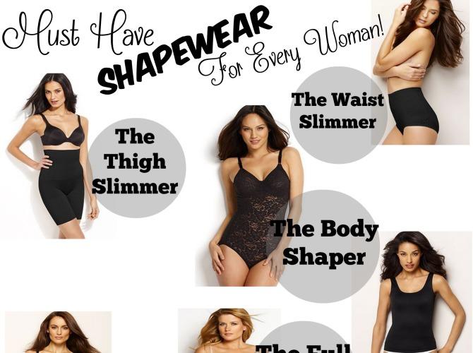 Why I'm no Longer Ashamed of Shapewear