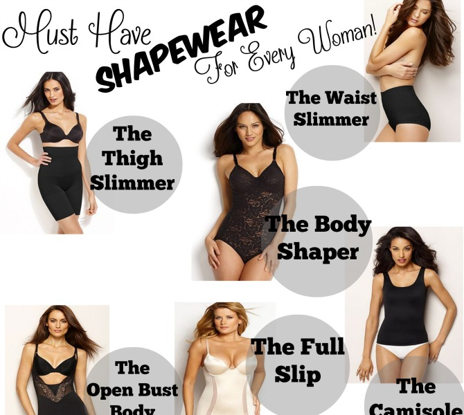Why I'm no Longer Ashamed of Shapewear