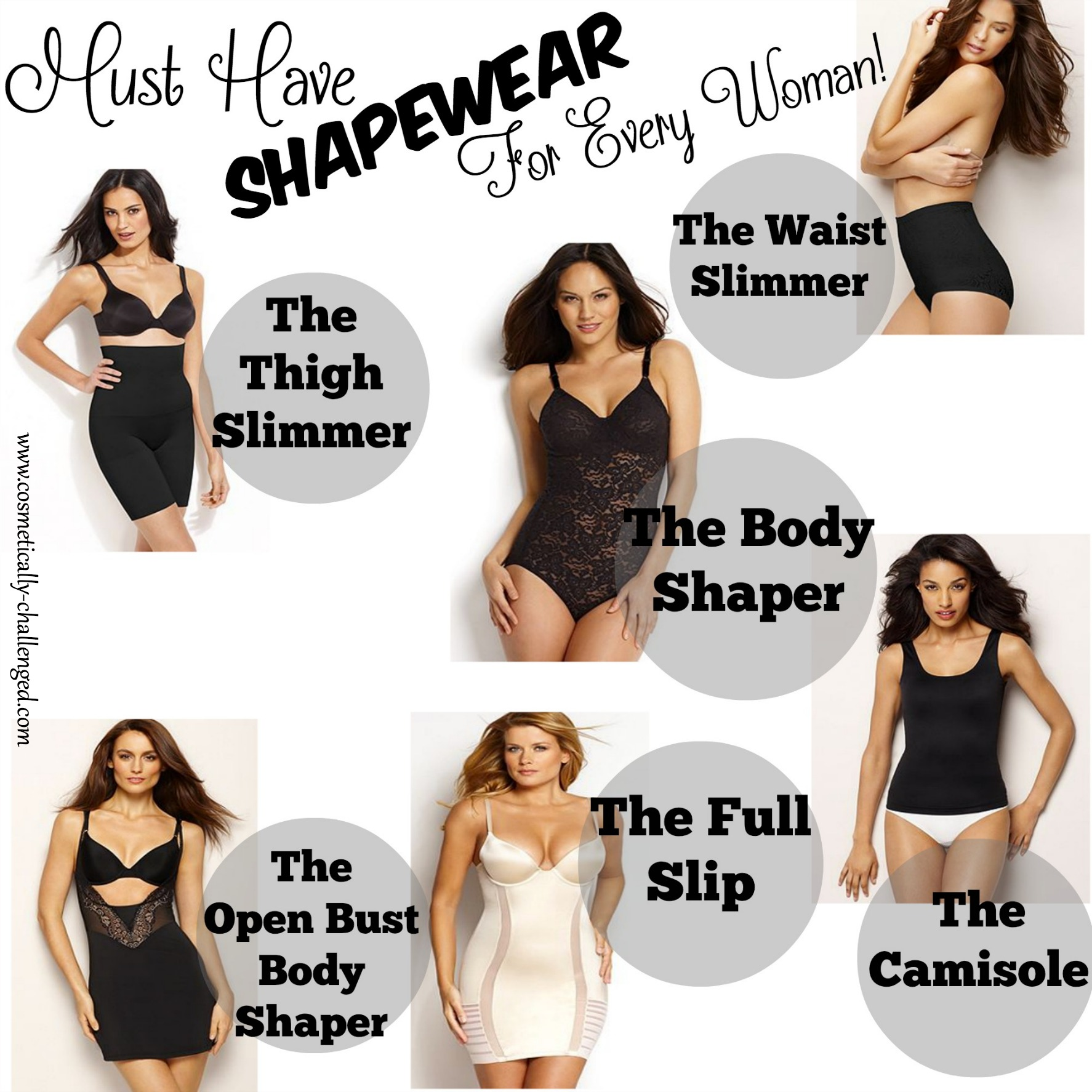 Must Have ShapeWear for Every Woman