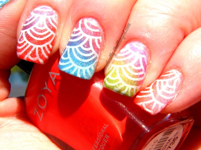 Mani Monday: Weekend of Color Featuring Kate Spade and Rebecca Minkoff