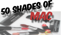 50 Shades of MAC Cosmetics Lipsticks Part 1