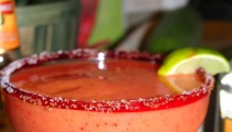 Summer Drink Series: Frozen Mango Strawberry Margarita