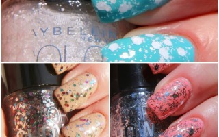 Maybelline Color show Nail Polish Veils