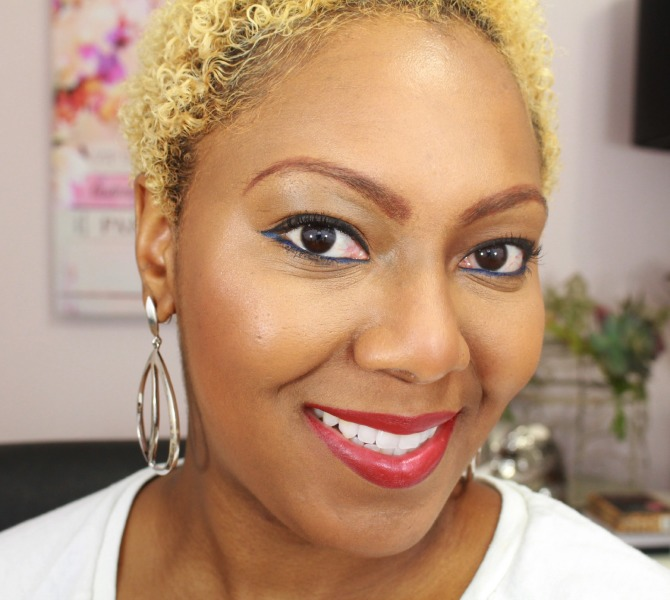 Nars Cosmetics Night Caller Unlawful Blush and Mandore Satin Lip Pencil Review