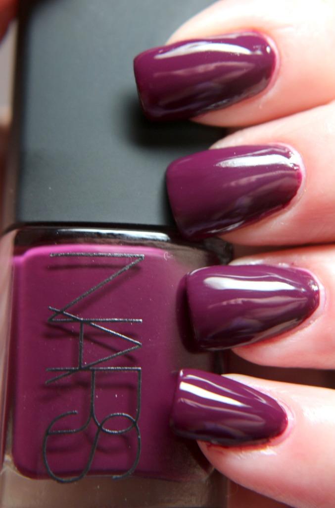 Nars Elbrus Nail Polish