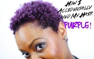 Purple Hair, AgeBeautiful 3V Dark Plum Brown