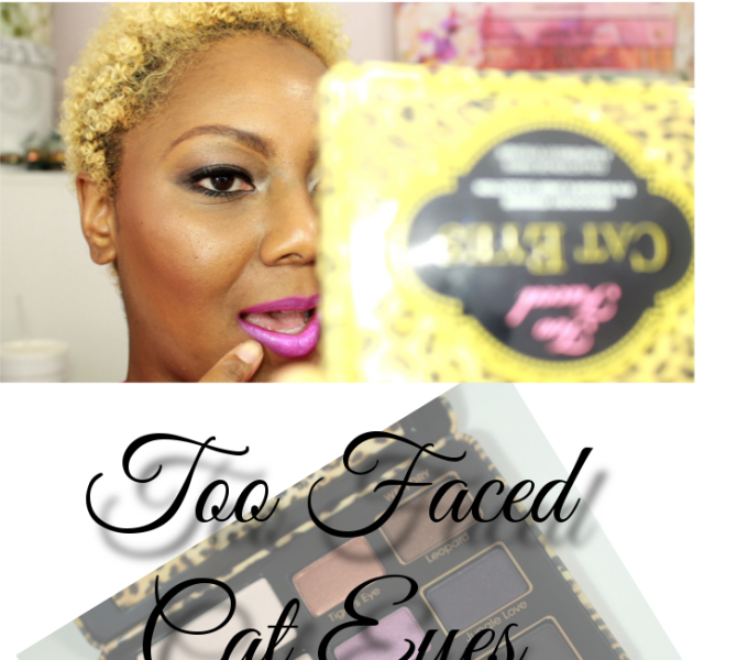 Get the Look with the Too Faced Cat Eyes Palette