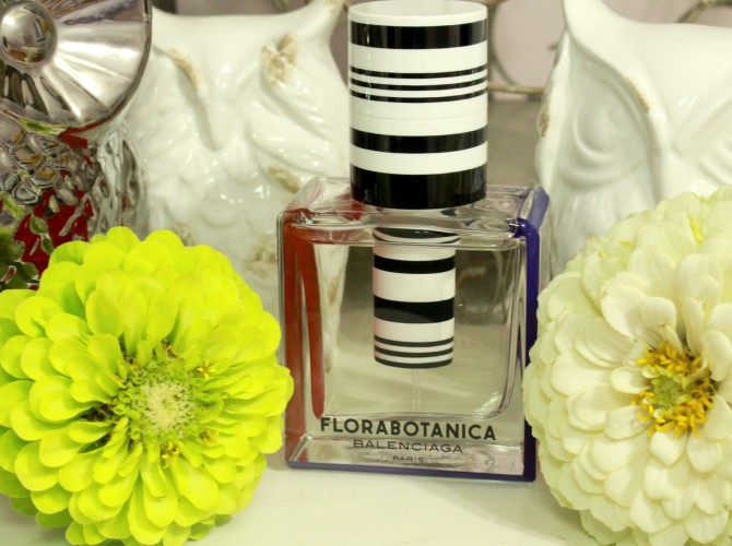 Not Your Grandmothers Floral -Florabotanica Balenciaga Perfume