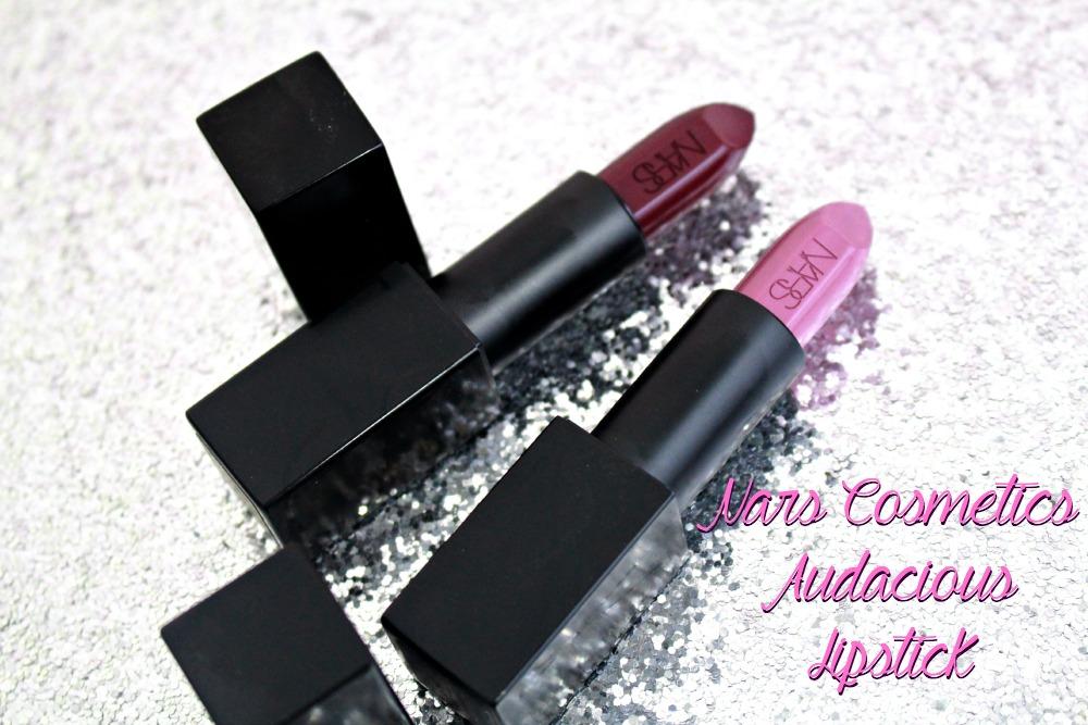 New Nars Cosmetics Audacious Lipstick, Go Get One!