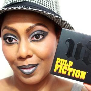 MakeUp Wars: Urban Decay Pulp Fiction Palette