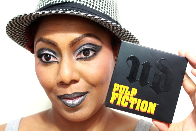 MakeUp Wars: Urban Decay Pulp Fiction Palette