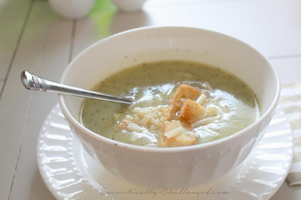 Zucchini Soup Bowl 3