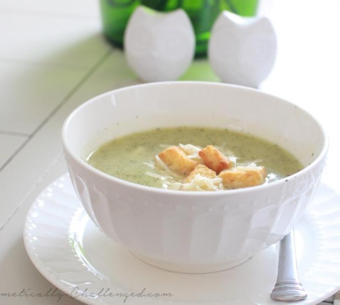 Fresh from the Garden: Zucchini Soup